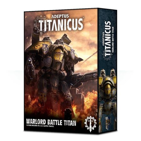 Games Workshop Adeptus Titanicus: Warlord