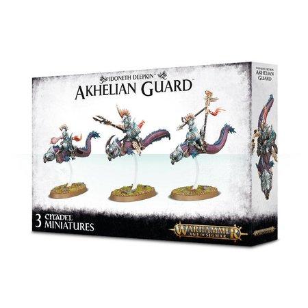 Games Workshop Age of Sigmar Aelves Idoneth Deepkin: Akhelian Ishlaen/Morrsarr Guard