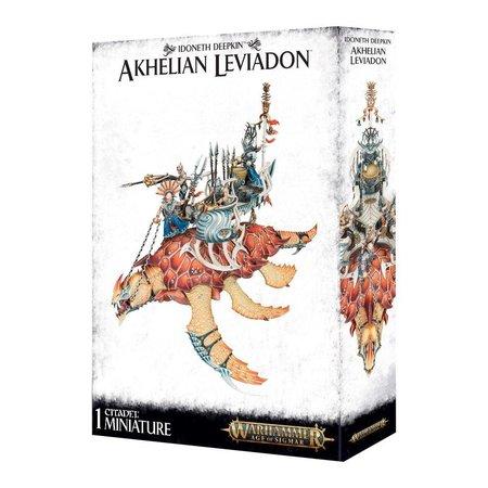 Games Workshop Age of Sigmar Aelves Idoneth Deepkin: Akhelian Leviadon