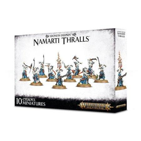 Games Workshop Age of Sigmar Aelves Idoneth Deepkin: Namarti Thralls