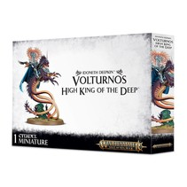 Idoneth Deepkin: Akhelian King/Volturnos, High King of the Deep