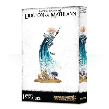 Games Workshop Age of Sigmar Aelves Idoneth Deepkin: Eidolon of Mathlann - Aspect of the Sea/Storm