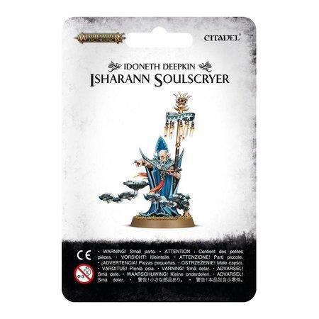 Games Workshop Age of Sigmar Aelves Idoneth Deepkin: Isharann Soulscryer