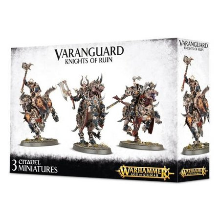 Games Workshop Age of Sigmar Everchosen: Varanguard, Knights of Ruin
