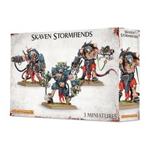 Clan Skryre: Stormfiends