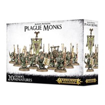 Clan Pestilens: Plague Monks