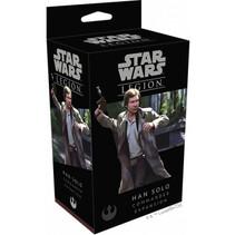 Star Wars Legion: Han Solo Commander Set