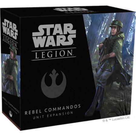 Fantasy Flight Star Wars Legion: Rebel Commandos Unit Expansion