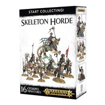 Deathrattle Start Collecting Set: Skeleton Horde