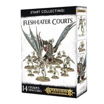 Flesh-Eater Courts Start Collecting Set