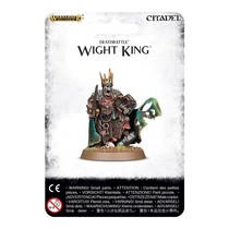 Deathrattle: Wight King with Baleful Tomb Blade