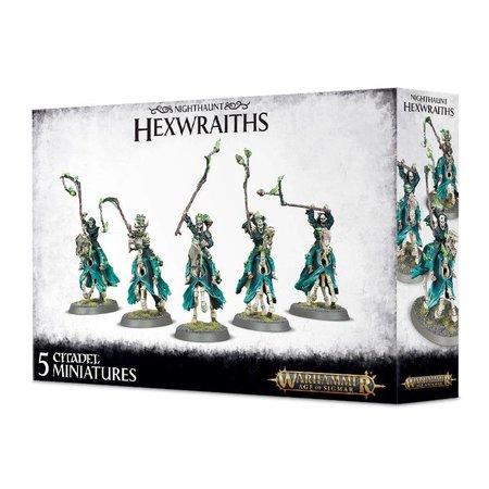Games Workshop Age of Sigmar Malignants/Skeletons Deathrattle/Nighthaunt: Black Knights/Hexwraiths
