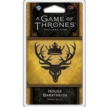 Game of Thrones 2nd LCG: House Baratheon Intro Deck
