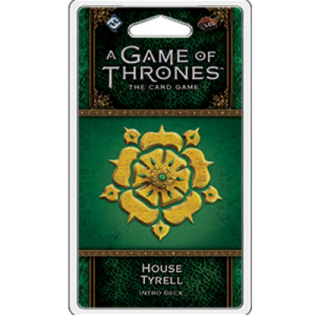 Fantasy Flight Game of Thrones 2nd LCG: House Tyrell Intro Deck