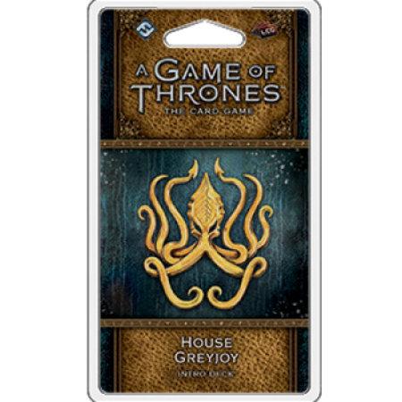 Fantasy Flight Game of Thrones 2nd LCG: House Greyjoy Intro Deck