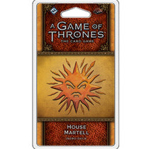 Game of Thrones 2nd LCG: House Martell Intro Deck