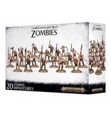 Games Workshop Age of Sigmar Deadwalkers: Zombies