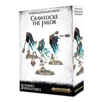 Nighthaunt: Crawlocke the Jailor and Chainghasts
