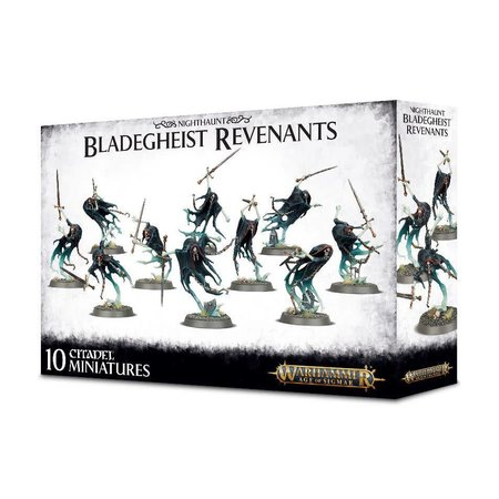 Games Workshop Age of Sigmar Nighthaunt: Bladegheist Revenants
