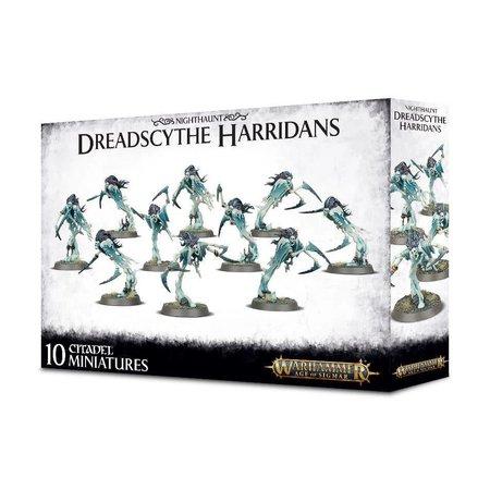 Games Workshop Age of Sigmar Nighthaunt: Dreadscythe Harridans
