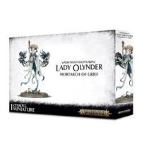 Nighthaunt: Lady Olynder, Mortarch of Grief
