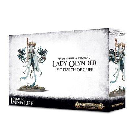Games Workshop Age of Sigmar Nighthaunt: Lady Olynder, Mortarch of Grief