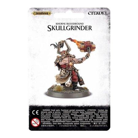 Games Workshop Age of Sigmar Khorne Bloodbound: Skullgrinder