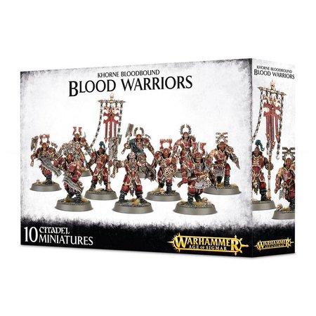 Games Workshop Age of Sigmar Khorne Bloodbound: Blood Warriors