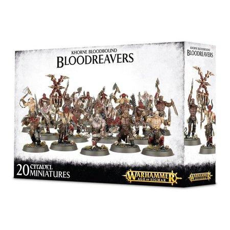 Games Workshop Age of Sigmar Khorne Bloodbound: Bloodreavers