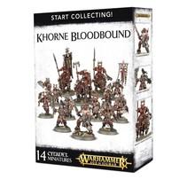 Khorne Bloodbound Start Collecting Set
