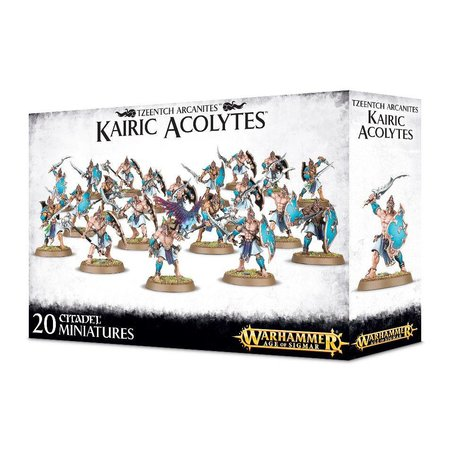 Games Workshop Age of Sigmar Tzeentch Arcanites: Kairic Acolytes