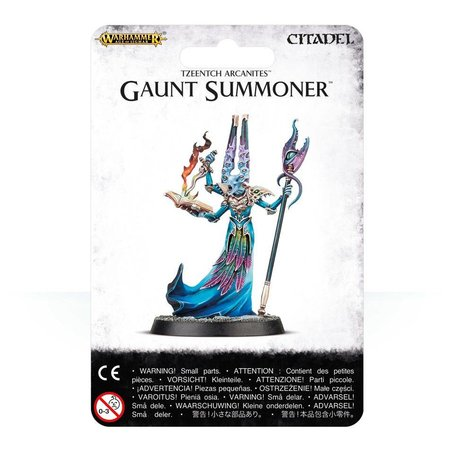 Games Workshop Age of Sigmar Everchosen/Tzeentch Arcanites: Gaunt Summoner