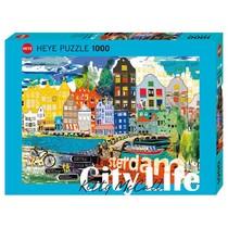 Heye: I love Amsterdam (1000)