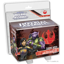 Star Wars: Imperial Assault Sabine Wren