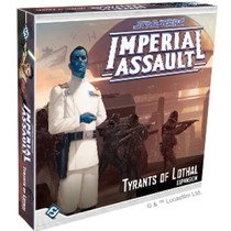 Star Wars: Imperial Assault Tyrants of Lothal Expansion
