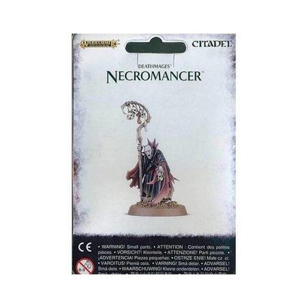Games Workshop Age of Sigmar Deathmages: Necromancer