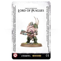 Nurgle Rotbringers: Lord of Plagues