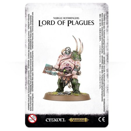 Games Workshop Age of Sigmar Nurgle Rotbringers: Lord of Plagues