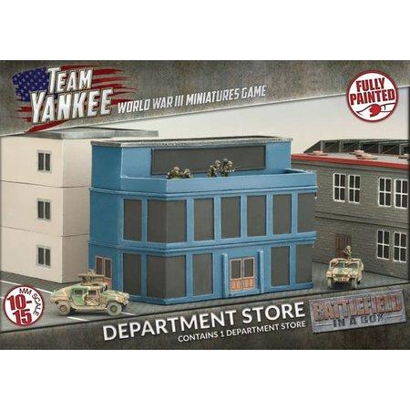 GaleForce Nine Team Yankee: Department Store
