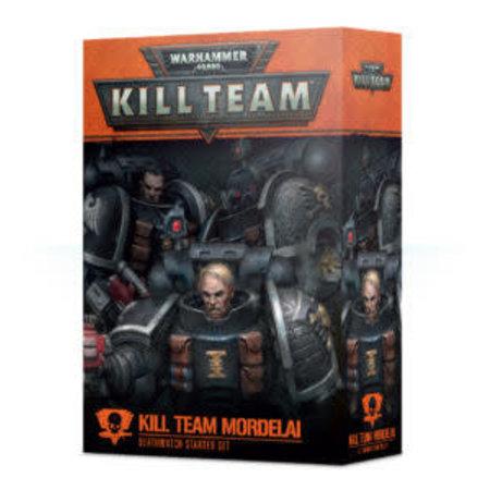 Games Workshop Warhammer 40.000 Kill Team: Kill Team Mordelai