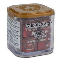 Middle-Earth SBG: Mordor Dice Set