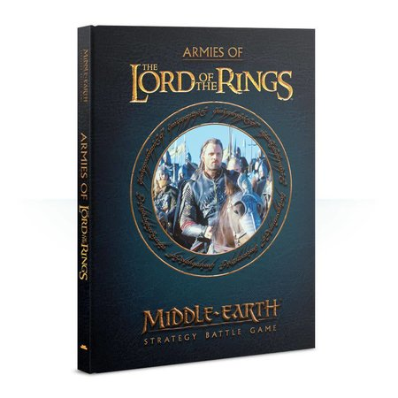 Games Workshop Middle-Earth SBG: Armies of the Lord of the Rings