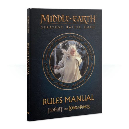 Games Workshop Middle-Earth SBG: Rules Manual