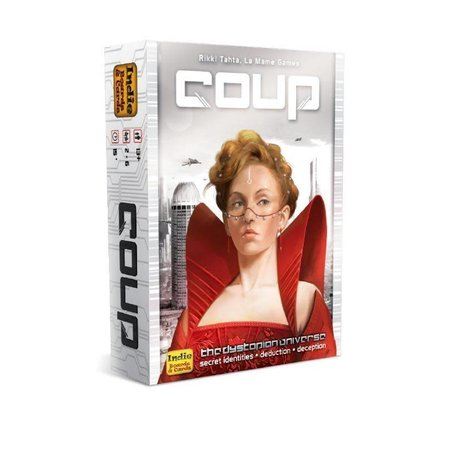 Indie Board Games The Resistance - Coup