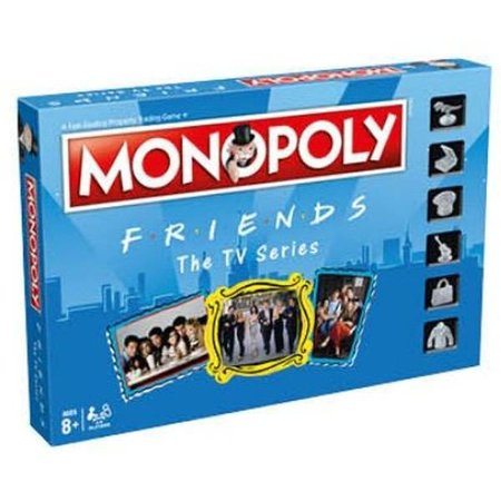 Hasbro Monopoly: Friends The TV Series