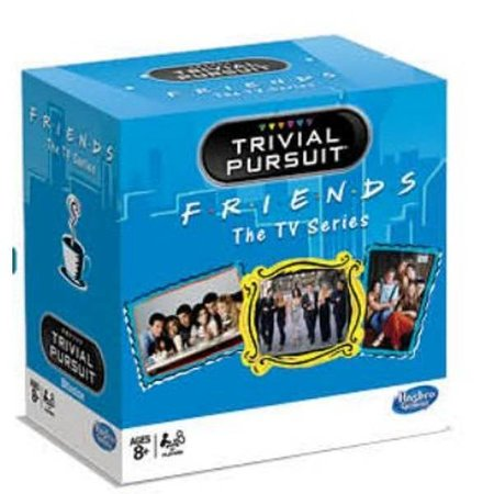 Hasbro Trivial Pursuit: Friends The TV Series**