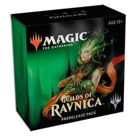 Wizards of the Coast MTG Guilds of Ravnica Prerelease Deelname