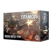 Adeptus Titanicus: Reaver Battle Titan