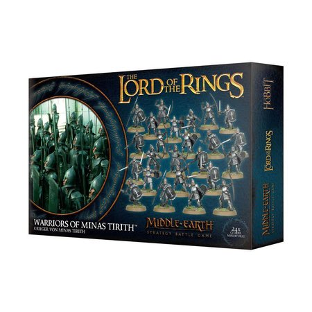 Games Workshop Middle-Earth SBG: Warriors of Minas Tirith