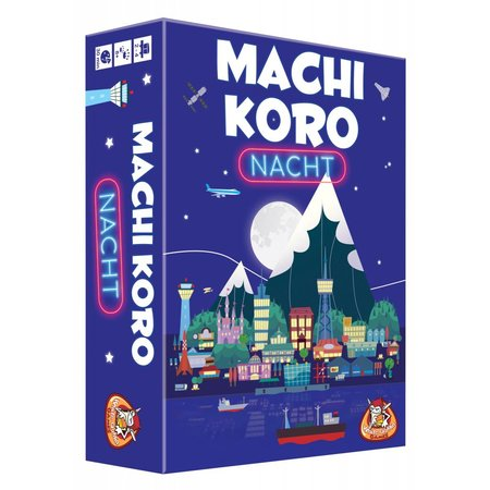 White Goblin Games Machi Koro Nacht